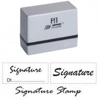 Sun Signature Stamps