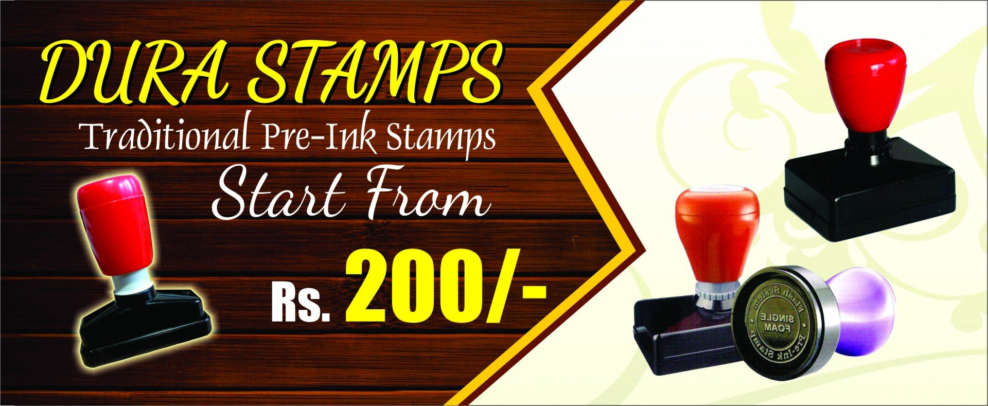 Dura Stamps